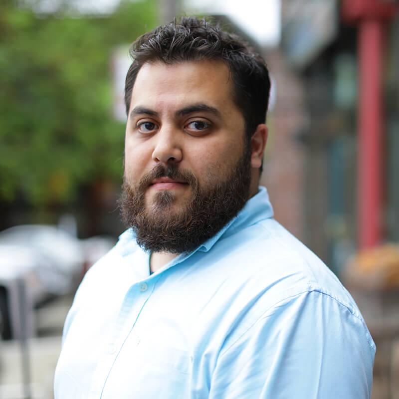Ashkan Salehi, profile image